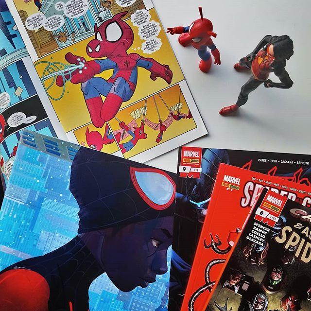 Pack Spiderman de julio
