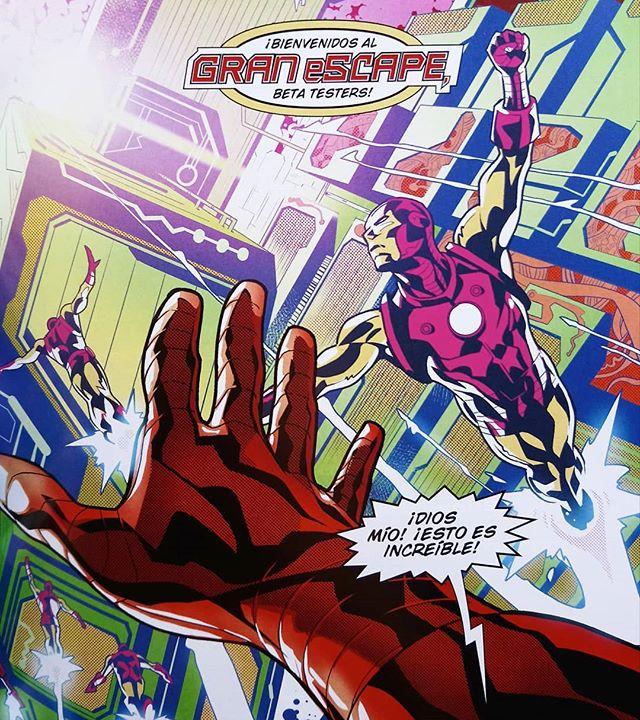 Tony Stark: Iron Man #1/100