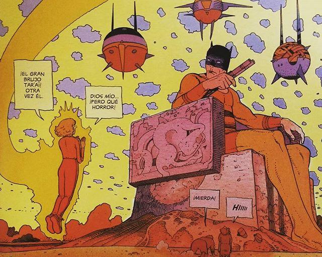 Moebius - Metal Hurlant #2: El hombre del Ciguri