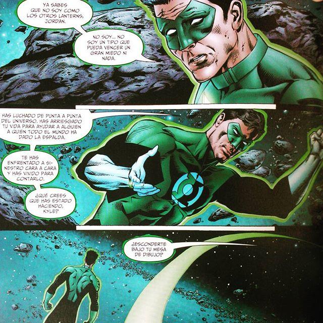 Green Lantern de Geoff Johns #1