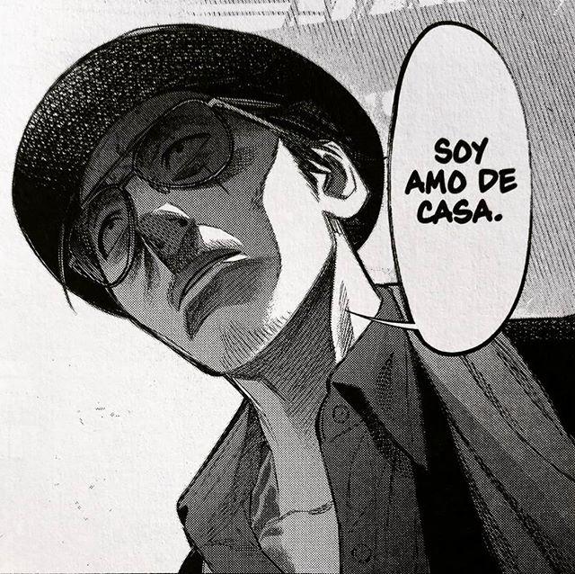 Yakuza Amo de Casa #1