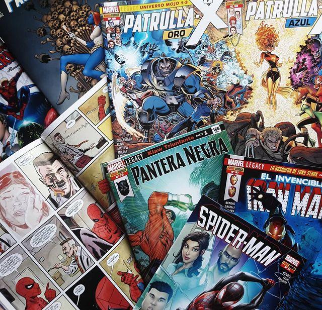 Pack grapa Marvel de febrero