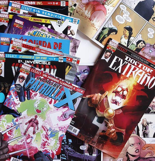 Mega-pack grapa Marvel de agosto