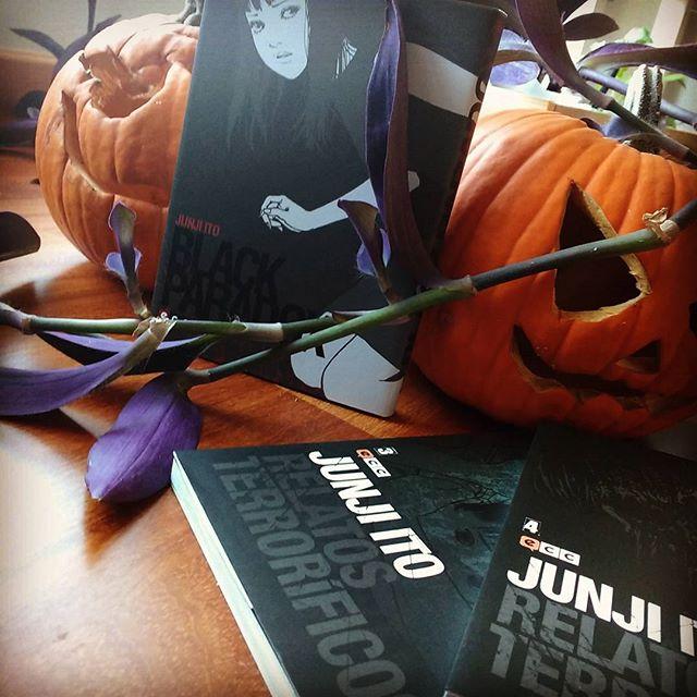 Halloween + Salón del Manga de BCN = Junji Ito