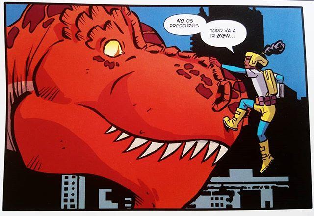 Marvel HC: Moon Girl y Dinosaurio Diabólico #8