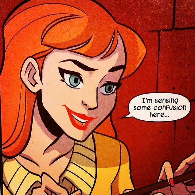 Patsy Walker a.k.a Hellcat #1