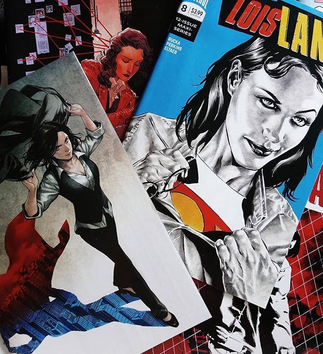 Lois Lane #8-9 USA