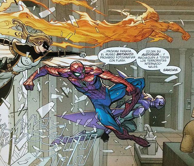 Asombroso Spiderman #114