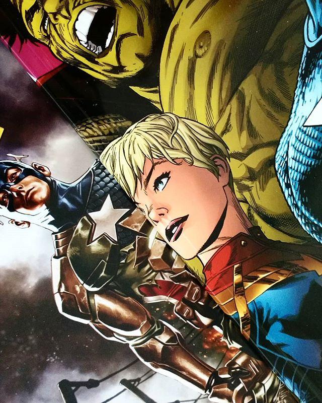 Imperio Secreto Omega y Marvel Legacy Alfa