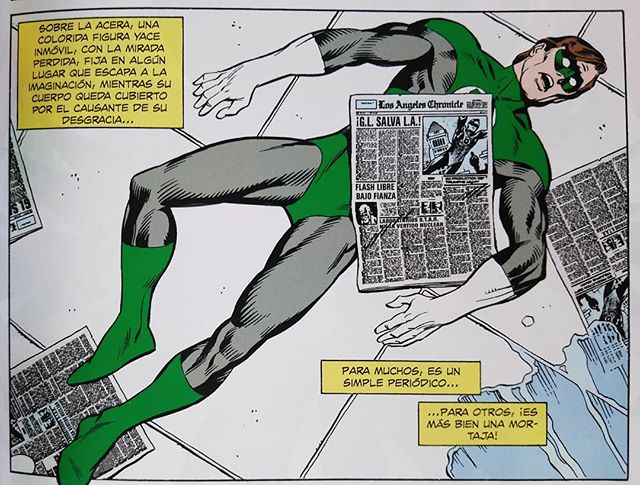 Green Lantern de Len Wein y Dave Gibbons: Sector 2.814