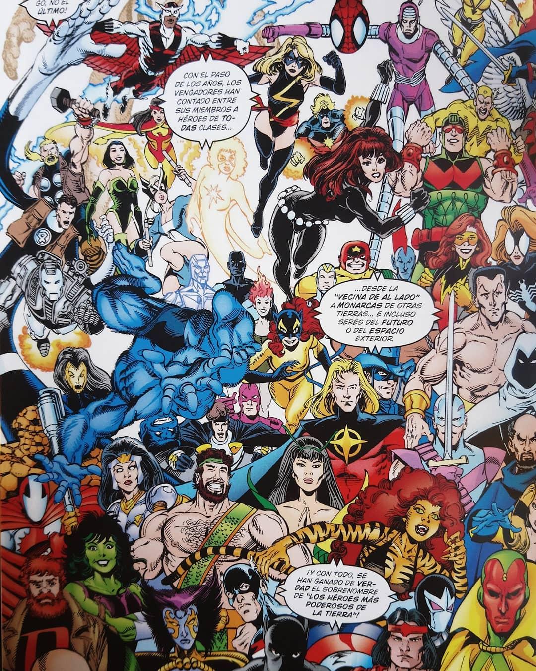 Heroes Return: Los Vengadores #1