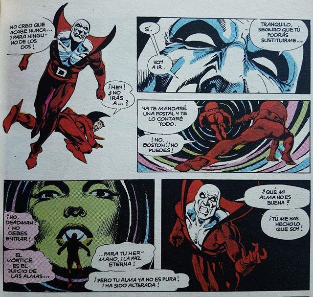 Universo DC: Deadman