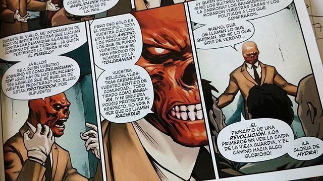 Rogers * Wilson: Capitán América #72
