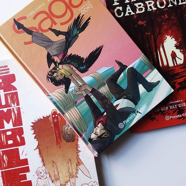 Pack Image Comics de octubre-noviembre