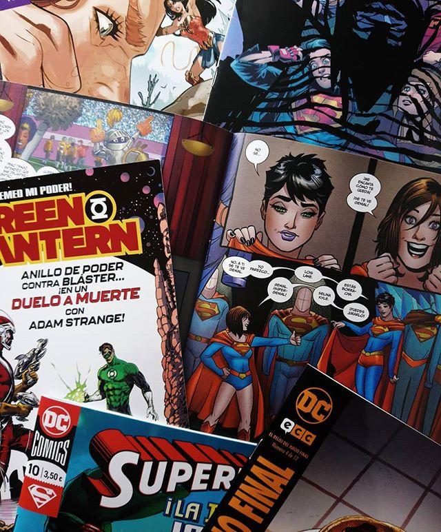 Pack DC de octubre