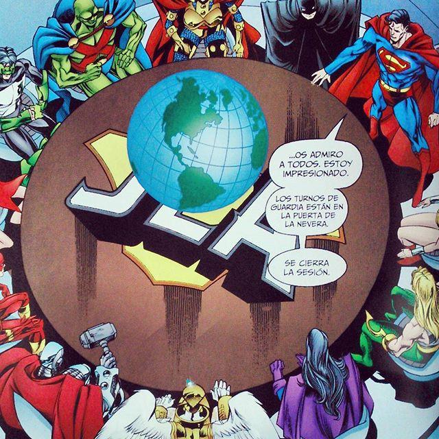 JLA de Grant Morrison: Un millón