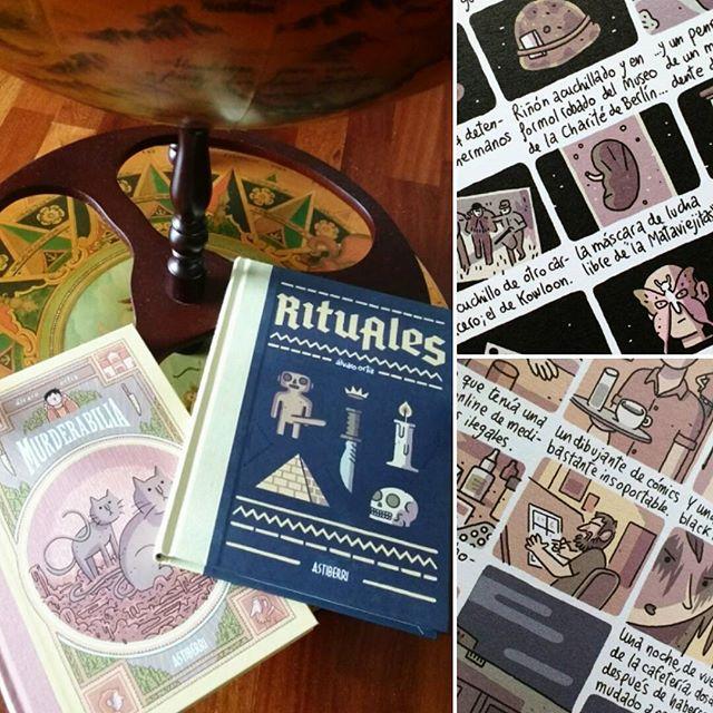 Murderabilia + Rituales