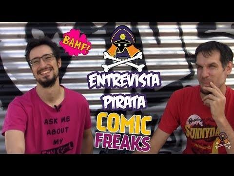 Entrevista Pirata: BAMF! (1ª parte)