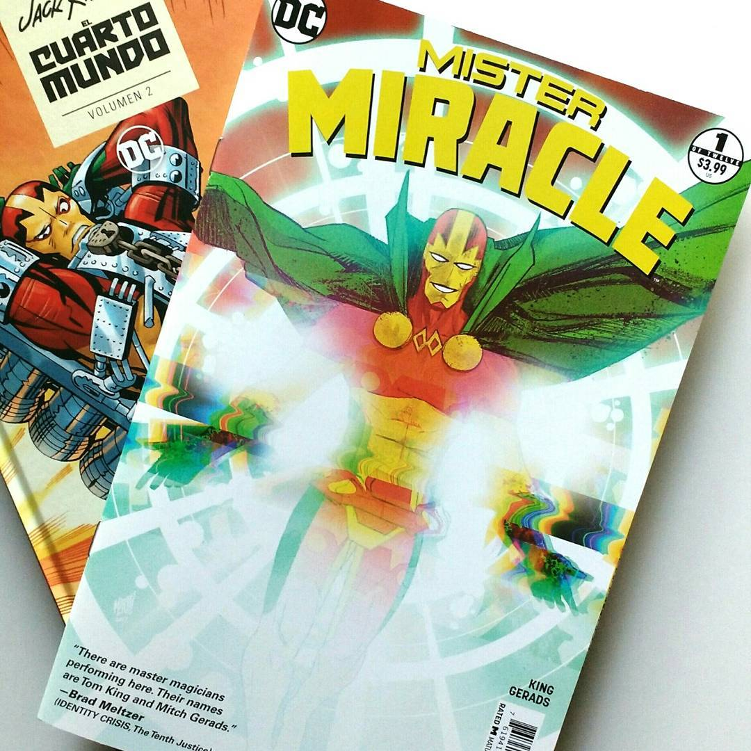Mr. Miracle #1 USA
