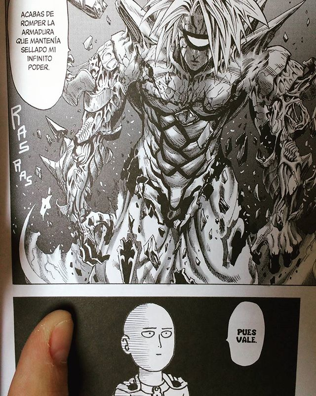 One Punch-Man #6