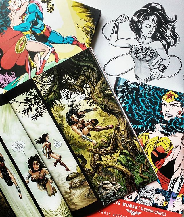 Pack Wonder Woman de febrero