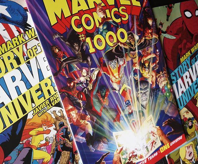 Pack historia Marvel USA