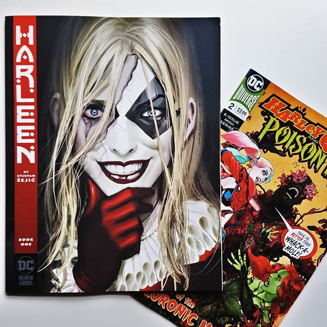 Pack Harley Quinn USA
