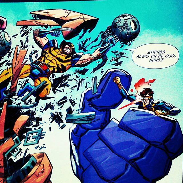 SW: X-Men '92