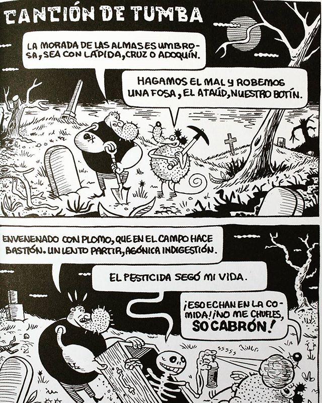 Halloween + Underground = 'Submundo', de Kaz