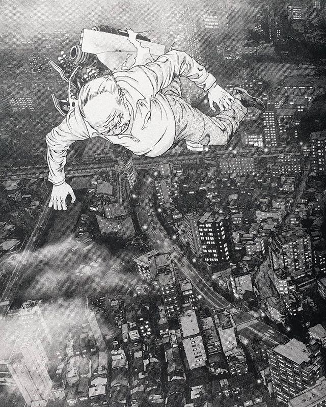 Last Hero Inuyashiki #10