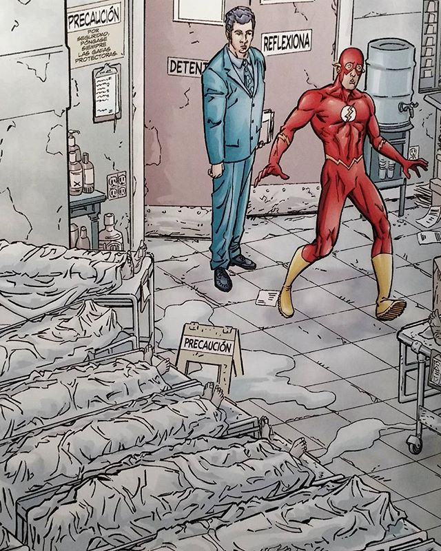 Flash de Geoff Johns: El País de las Maravillas