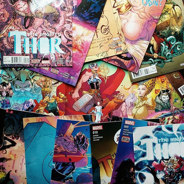 The Mighty Thor #1-14 USA