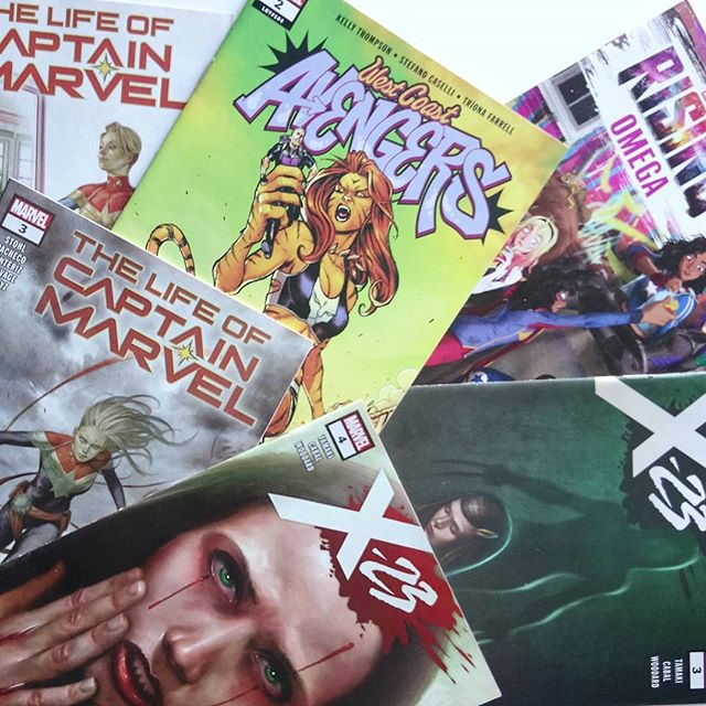 Pack grapa Marvel USA de octubre