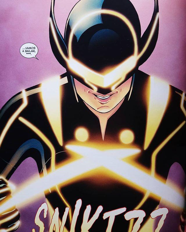 100% Marvel: Lobezna #6 - La vieja Laura