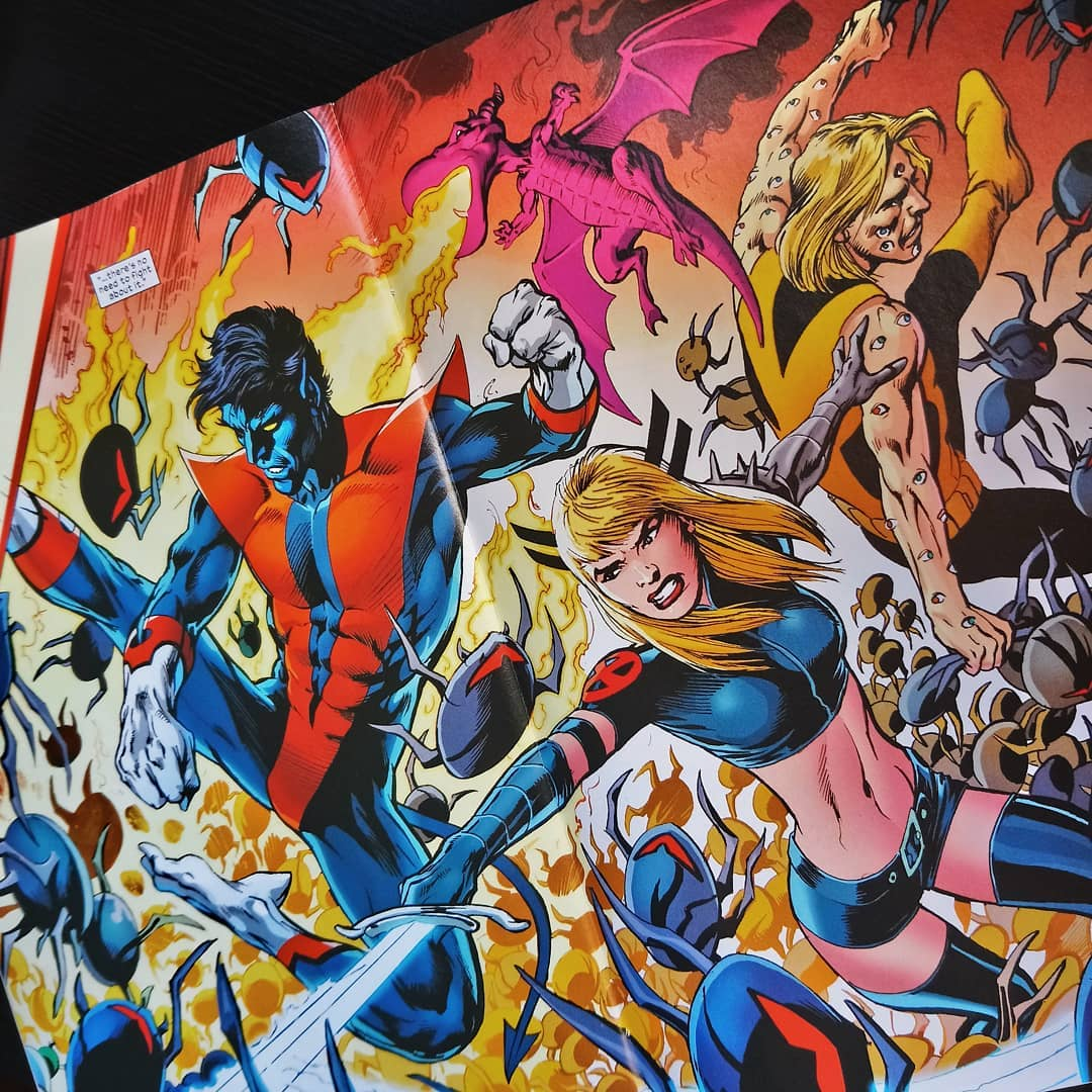 Giant Size X-Men #1 Nightcrawler USA