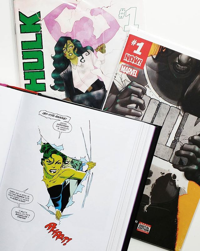 La Sensacional Hulka de John Byrne