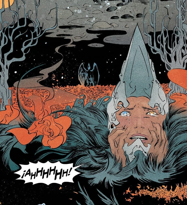 Bella Muerte #3: La rata