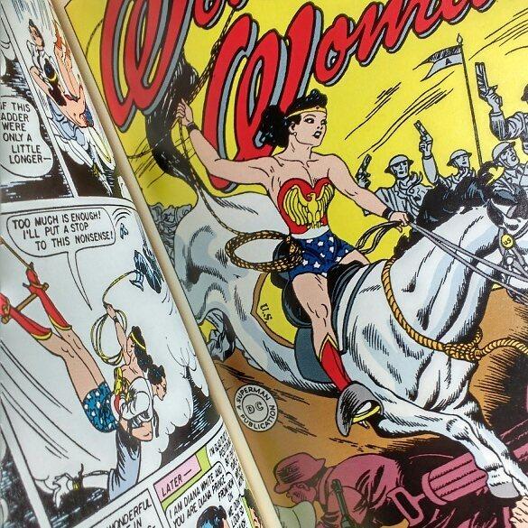Wonder Woman Archives Vol. 1