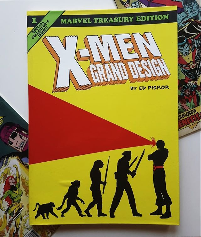 X-Men: Grand Design Vol. 1
