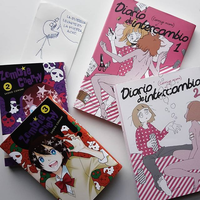 Pack manga de Fandogamia