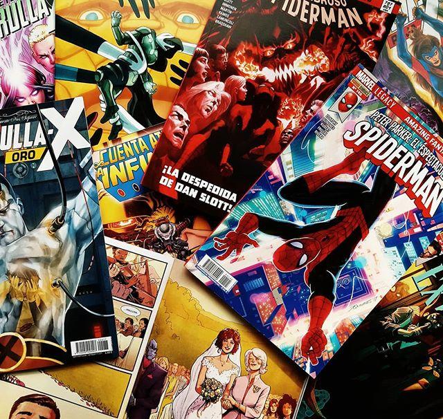 Pack grapa Marvel de octubre