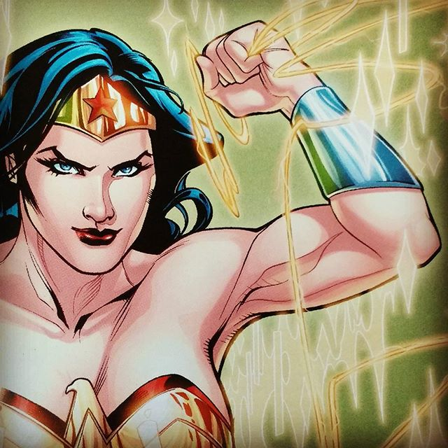 Wonder Woman: ¿Quién es Wonder Woman?