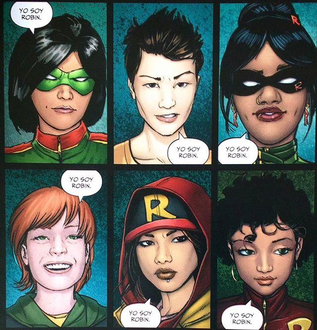 La Guerra de los Robin