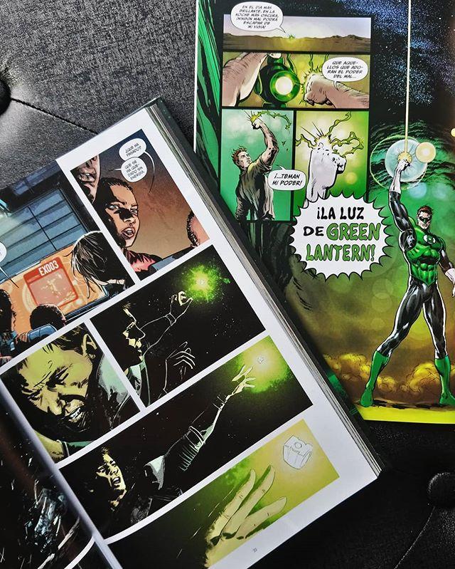 Pack Green Lantern