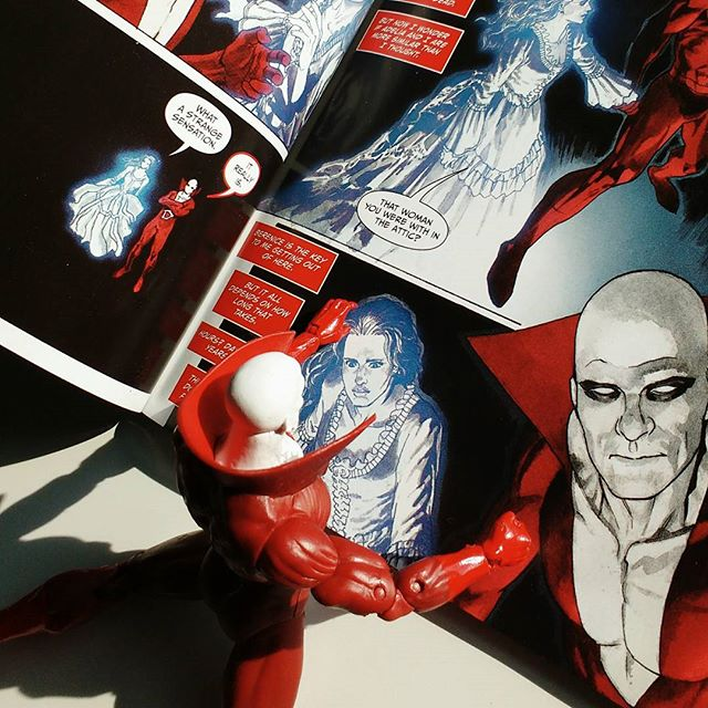 Deadman: Dark Mansion of Forbidden Love TPB USA