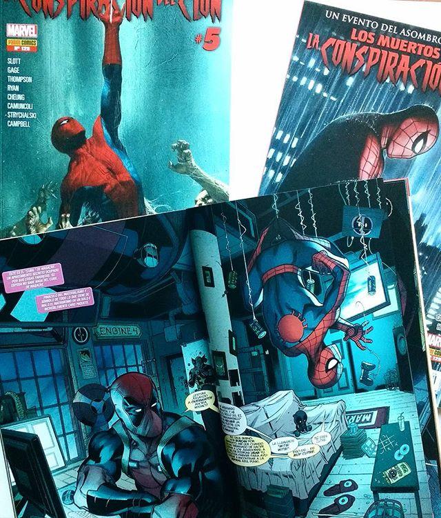 Asombroso Spiderman 128-130